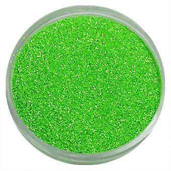 1pc feine Glitter, Neon-grün