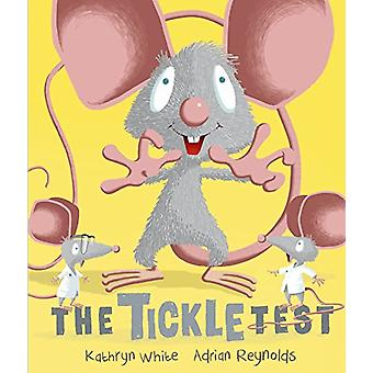 The Tickle Test by Kathryn White - 9781783445899 Book