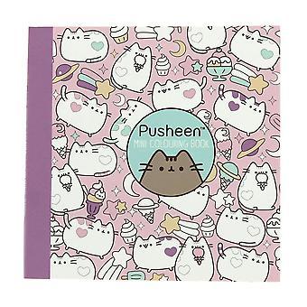 Pusheen Mini Travel Colouring Book Set