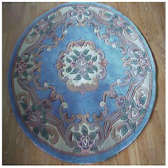 Rugs - Chinese Round - Blue