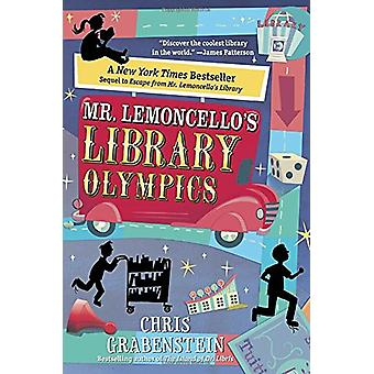 Mr. Lemoncello's Library Olympics by Chris Grabenstein - 978055351042