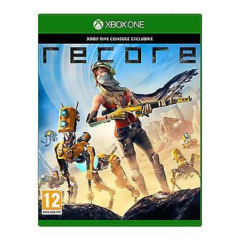リコア Xbox One ゲーム (ドイツ語ボックス - ゲーム内の多言語)