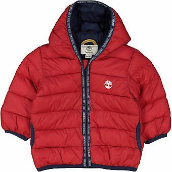 ティンバーランド幼児フグ ジャケット ユニセックス - T06336