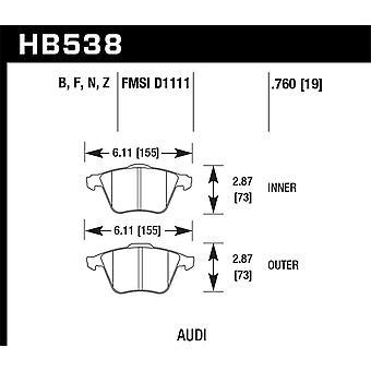 Hawk Performance HB538F.760 HPS