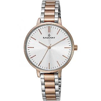 Radiant new style Quartz Analog Woman Watch with RA433202 Gold Plated Stainless Steel Bracelet