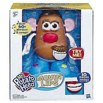 Mr Potato Head Playskool Movin' Lips