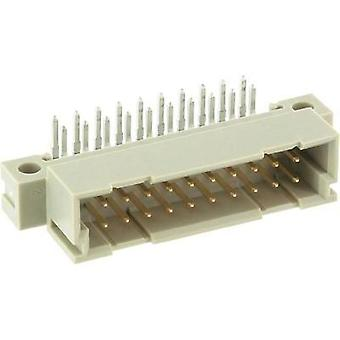 Edge connector (pins) 384275 Total number of pins 20 No. of rows 2