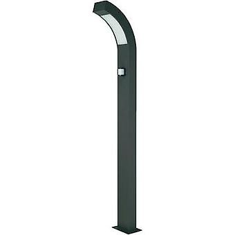LED outdoor free standing light (+ motion detector) 3.84 W Warm white 12537-1000 Prebent Anthracite