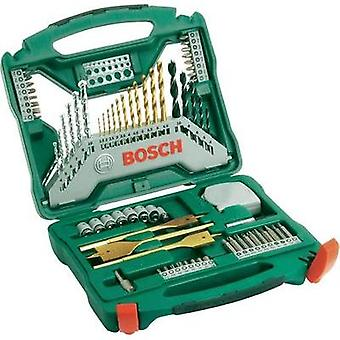 Universal drill bit set 70-piece Bosch Accessories X-Line
