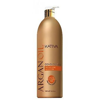 Kativa Argan Oil Conditioner 1000 Ml. (Woman , Hair Care , Conditioners and masks)