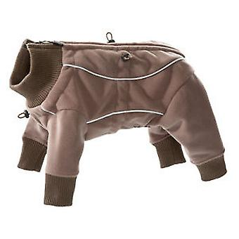 Hurtta Waterproof fleece overall Width Big size (Dogs , Dog Clothes , Coats and capes)
