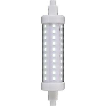 R7s LED Tubular 7 W = 60 W Warm white (Ø x L) 27 mm x 118 mm EEC: a + Sygonix 1 PC