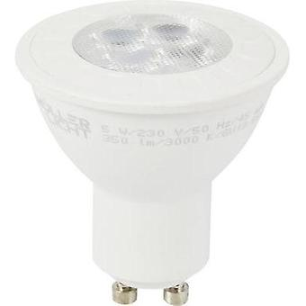 LED GU10 Reflector 5 W = 42 W Warm white (Ø x L) 50 mm x 55 mm EEC: A+ Müller Licht dimmable 1 pc(s)