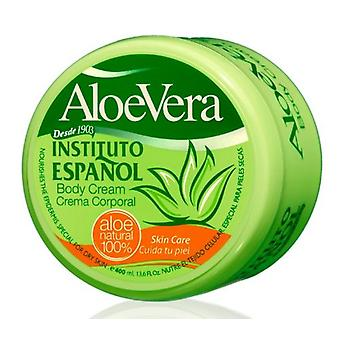 Instituto Español Body Cream Aloe Vera 400 ml
