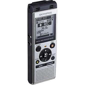 Digital dictaphone Olympus WS-852 Max. recording time 1040 hrs Silver