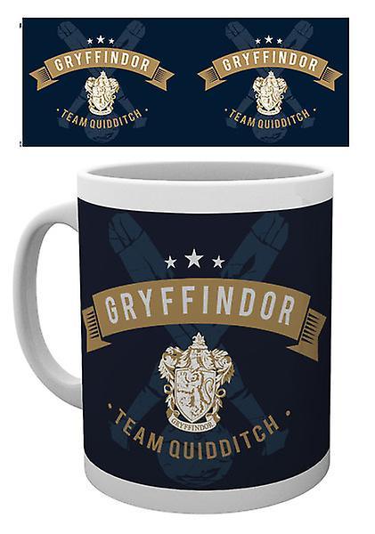 Quidditch Mug L'équipe Harry De Potter UzqpGjSLMV