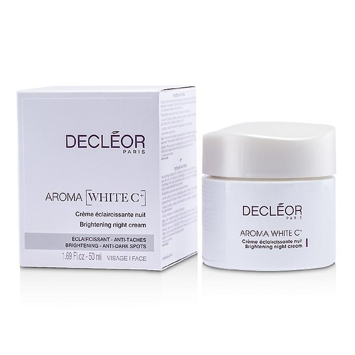 Decleor Aroma Vit C + Recovery Brighte Night Cream 50ml / 1.69oz