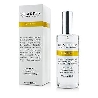 Demeter feurigen Curry Cologne Spray 120ml / 4oz