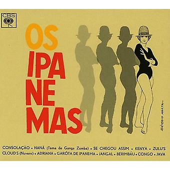 Os Ipanemas - Os Ipanemas CD] USA import
