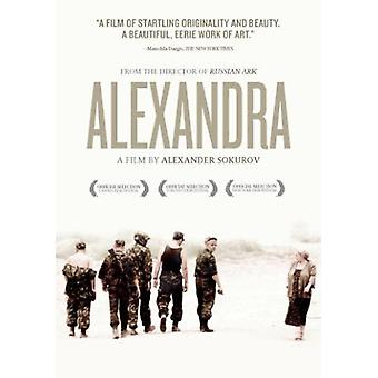 Alexandra [DVD] USA importerer