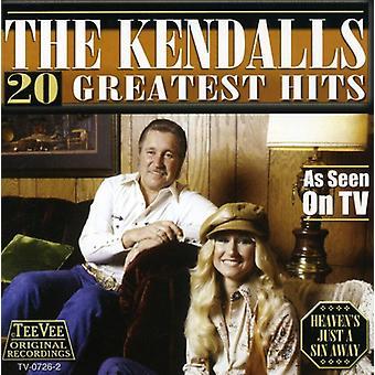 Kendalls - 20 Greatest Hits CD] USA importerer