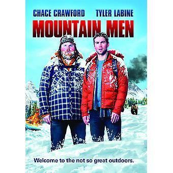 Mountain mænd [DVD] USA importerer