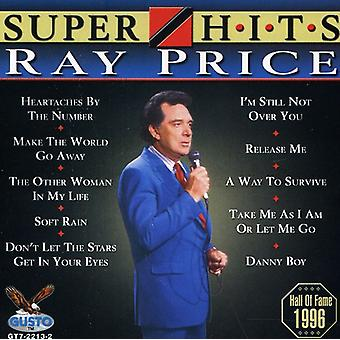 Ray Price - Super Hits [CD] USA import