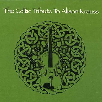 Tribute to Alison Krauss - Celtic Tribute to Alison Krauss [CD] USA import
