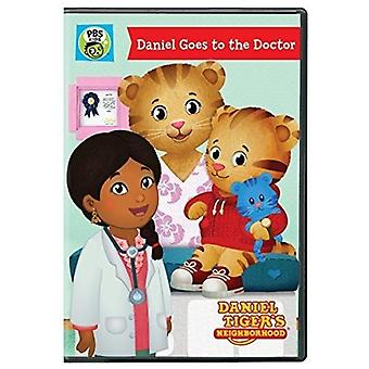 Daniel Tiger's Neighborhood: Daniel Goes to Doctor [DVD] USA import