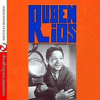 Ruben Rios - Ruben Rios [CD] USA import