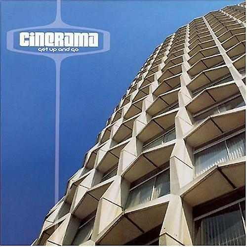 Cinerama - Get Up & Go [DVD] USA import
