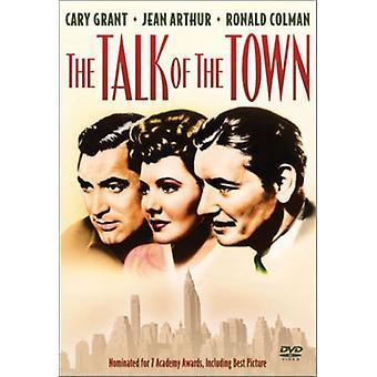 Die Rede von der Stadt, der [DVD] USA import