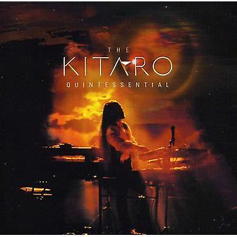 Kitaro - Kitaro Quintessential [CD] USA importerer