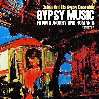 ゾルタン ・彼のジプシーのアンサンブル - ジプシー音楽からハンガリー ・ ルーマニア [CD] USA 輸入