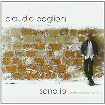 Claudio Baglioni - Sono Lo-L'Uomo Della Storia Accanto [CD] USA import