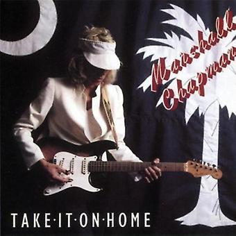 Marshall Chapman - Take It su importazione USA Home [CD]
