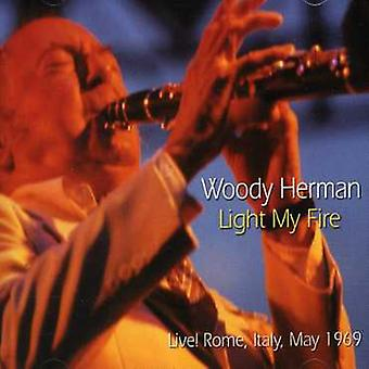 Woody Herman - Light My Fire [CD] USA import
