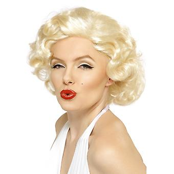 ウィッグ ショート金髪 Marilynperücke マリリン ・ モンロー