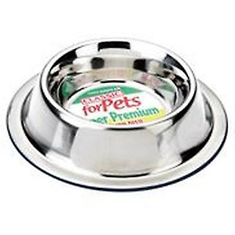 Classic For Pets Non-Tip / Slip Dish 500ml (Dogs , Bowls, Feeders & Water Dispensers)