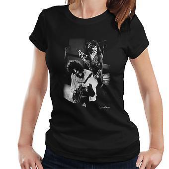Queen Manchester Palace 1974 kvinner t-skjorte
