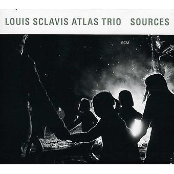 Louis Sclavis - Sources [CD] USA import
