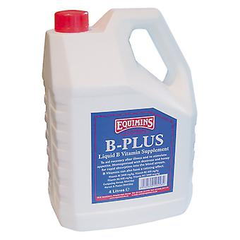 Equimins B-plus Liquid B Vitamin Supplement 4ltr