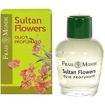 Frais Monde Sultan Flowers Perfumed Oil (Woman , Perfume , Women´s Perfumes)