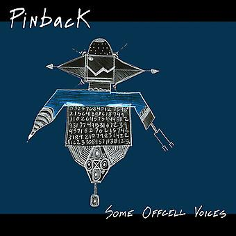 Pinback - Some Offcell Voices [CD] USA import