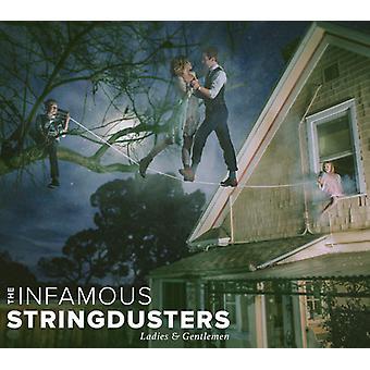 Infamous Stringdusters - Ladies & Gentlemen [CD] USA import