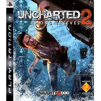 Uncharted 2 Among Thieves (PS3) (brugt)