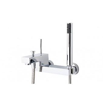 Galindo Bath-shower faucet with shower accessories heyjoe
