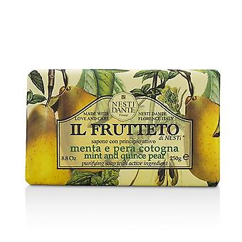 Nesti Dante Il Frutteto Purifying Soap - Mint & Quince Pear - 250g/8.8oz