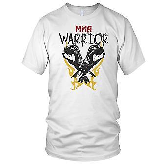 MMA Warrior Ladies T Shirt