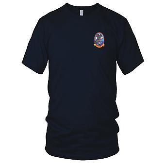US Navy VP-64 Patrol Squadron Embroidered Patch - Mens T Shirt